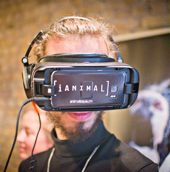 iAnimal Virtual Reality Experience - Animal Equality