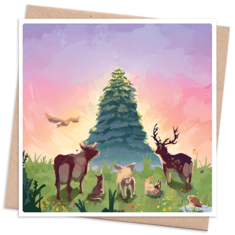 Animal Equality Card
